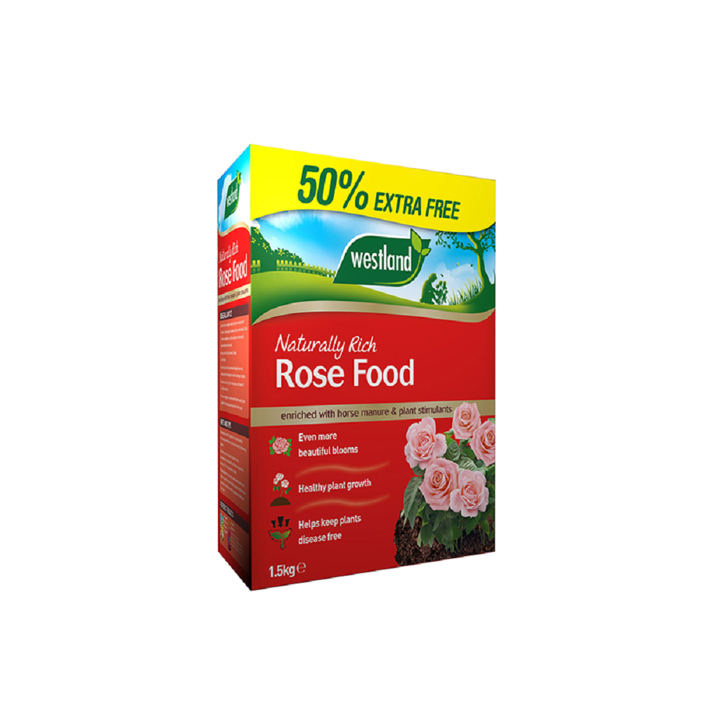 Westland Rose Food Enriched Horse Manure 1.5kg
