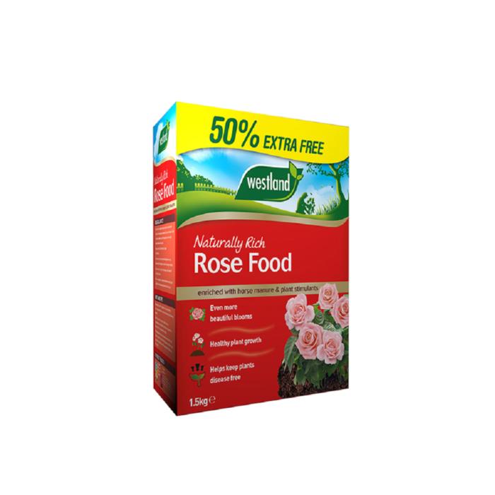 Westland Rose Food Enriched Horse Manure 1.5kg
