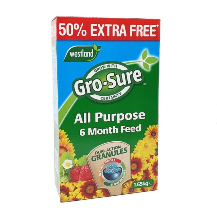 grosure all purpose 6 month feed