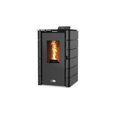 solis k50 pellet stove black