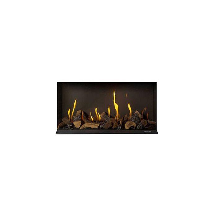 stanley stoves argon i500 elegance fire gas heater