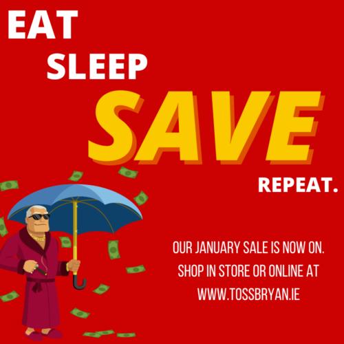 January Sale Electrical