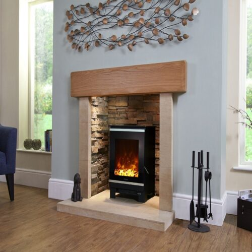 Electric Free Standing Stoves